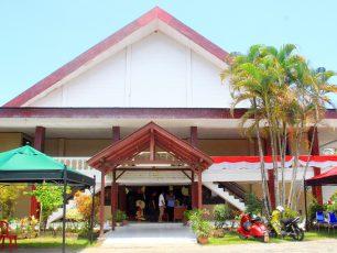 Menikmati Sajian Kesenian Minahasa di Taman Budaya Manado
