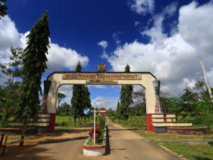 Taman Terakhir Di Ujung Timur Nusantara