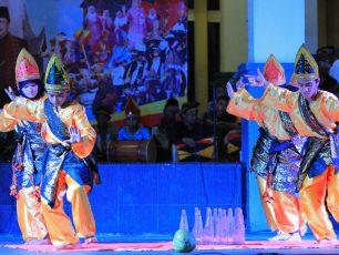 Tari Piriang Talang, Ekspresi Syukur dalam Atraksi Ketangkasan yang Mendebarkan
