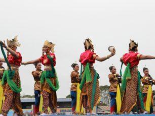 Tari Topeng Kemindu, Jejak Akulturasi Seni Tari Jawa di Kutai Kartanegara
