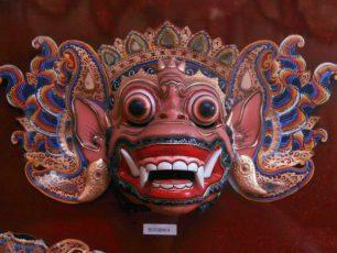 Topeng Bali, Beragam Karakter dalam Seni Pentas Tradisional