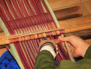 Tradisi Menenun Baduy Peninggalan Nenek Moyang