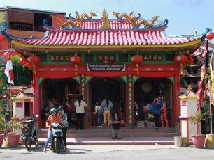 Vihara Tri Dharma Bumi Raya, Ikon Kota Singkawang