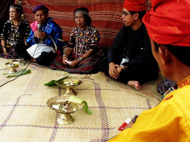 Vunja Ada Mpae, Kearifan Lokal Masyarakat Desa Toro