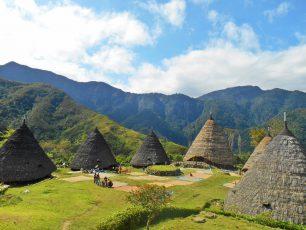 Wae Rebo, Kisah Sebuah Kampung Di Atas Awan
