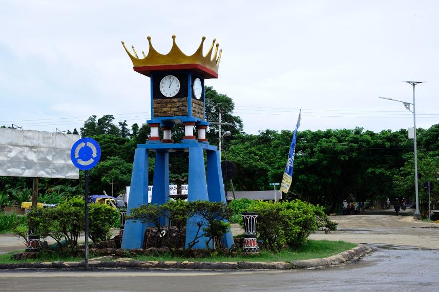 Penampakan dalam Kota Waisai