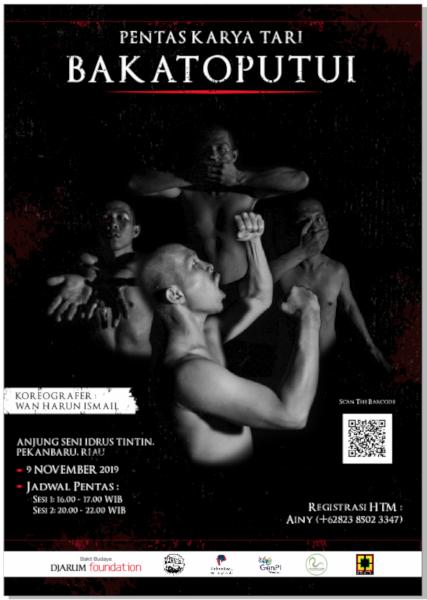 """Wan Dance Studio Mempersembahkan Karya """"Bakatoputui"""""""