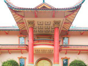 Wisata Religi Mahayana atau Fathin San