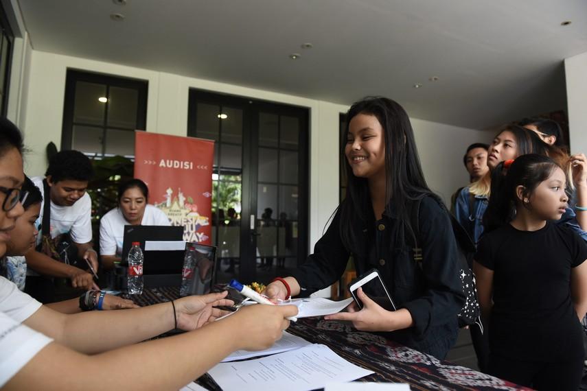 Audisi Ruang Kreatif Indonesia Menuju Broadway