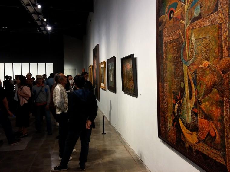 Pameran Seni Rupa bertema Sapiens Free di OHD Museum