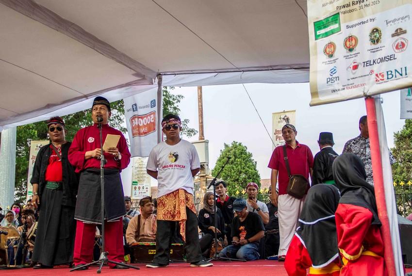 Jambore Pencak 2015