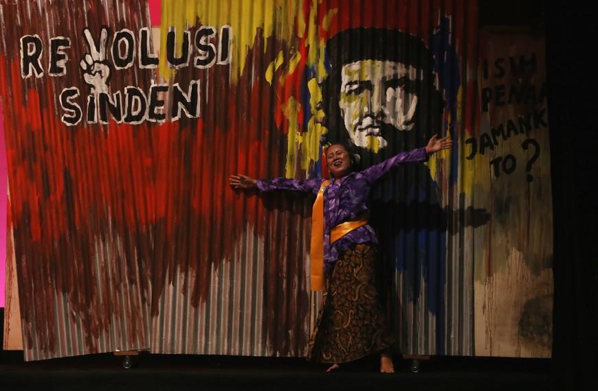 Pertunjukan Sinden Republik, Program Indonesia Kita Tahun 2015