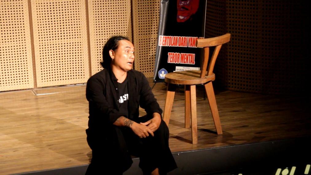 Kegiatan 44 Tahun Teater Mandiri