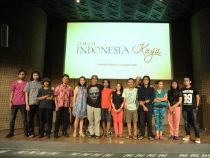 8 Penerima Beasiswa Program Seniman Pasca Terampil Unjuk Kebolehan Pada 'Jagongan Wagen Goes To Jakarta'