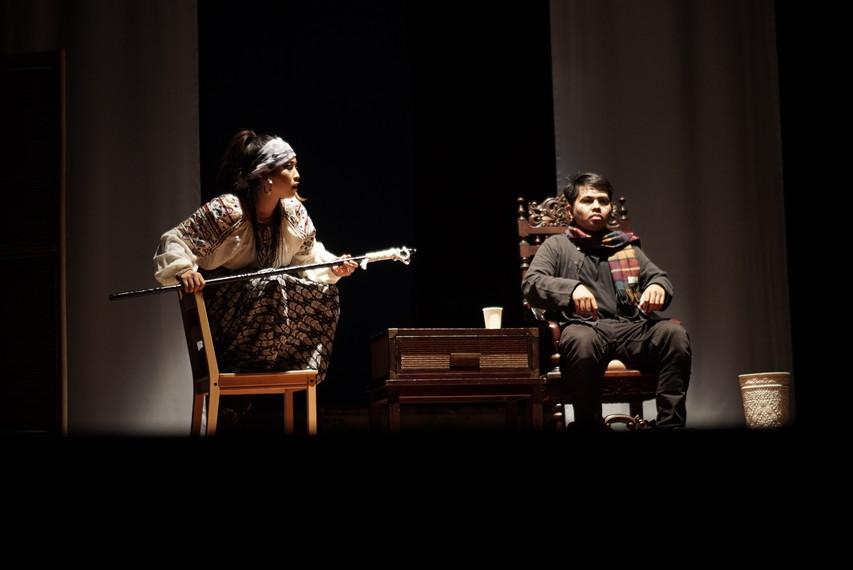 Titimangsa Foundation gelar resital kelas akting berjudul Sumur Tanpa Dasar