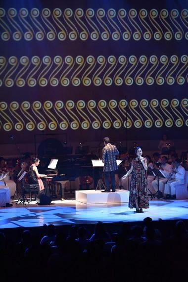 The Resonanz Music Studio mempersembahkan konser Simfoni Untuk Bangsa Tahun 2017
