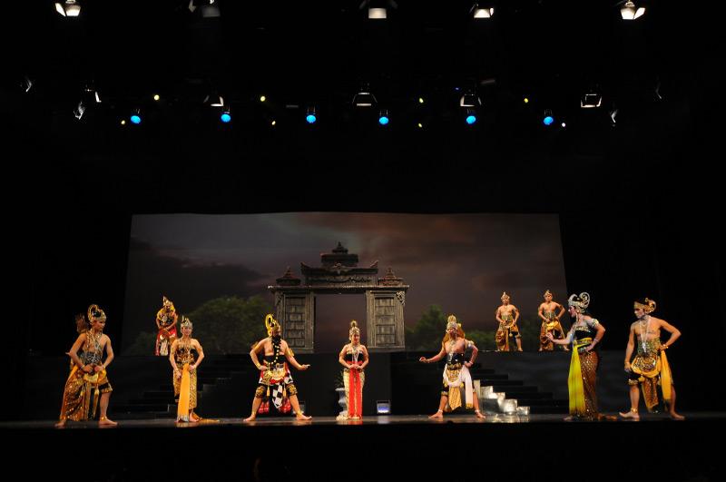 Pergelaran Arjuna Galau, upaya mengangkat popularitas seni tradisional