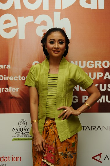 Sruti Respati, pemeran Sri Ledhek