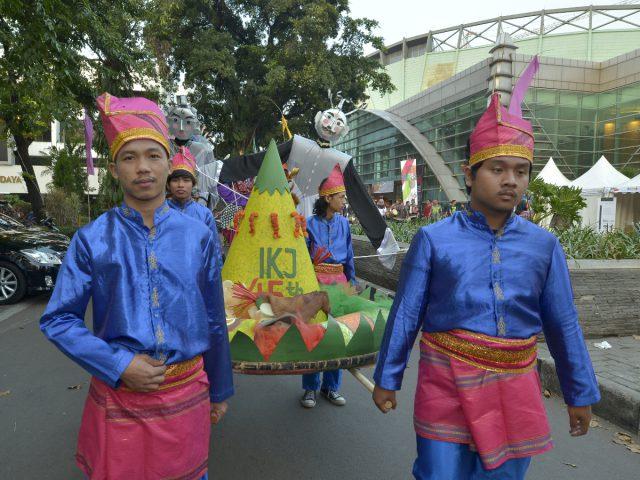 Gebyar Seni Budaya Dalam Ulang Tahun Institut Kesenian Jakarta ke 45
