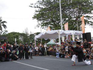 Jambore Pencak 2015, Festival Pencak Silat Akbar Berkelas Dunia