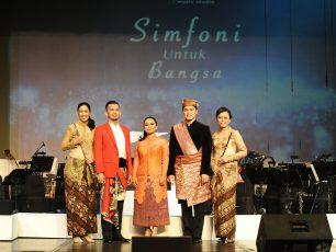 Konser Simfoni Untuk Bangsa 2015
