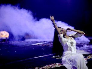 Live Theatrical Music Perfomance Ayu Laksmi-Svara Semesta, Ayu Laksmi Bersatu dengan Semesta