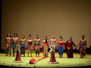 Opera Jawa : Selendang Merah