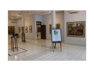 Pameran Tunggal lukisan Soetopo