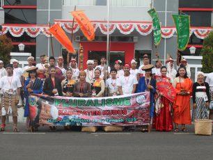 Parade Seni Budaya Hari Jadi Propinsi Jawa Tengah Tahun 2015