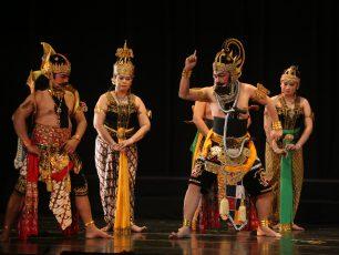 Wayang Orang LPP RRI Surakarta Mempersembahkan Banowati Janji (Remong Batik)