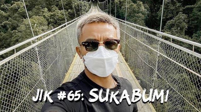 Jurnal Indonesia Kaya #65: Jalan-jalan ke Sukabumi, Main ke Salah Satu UNESCO Geopark!
