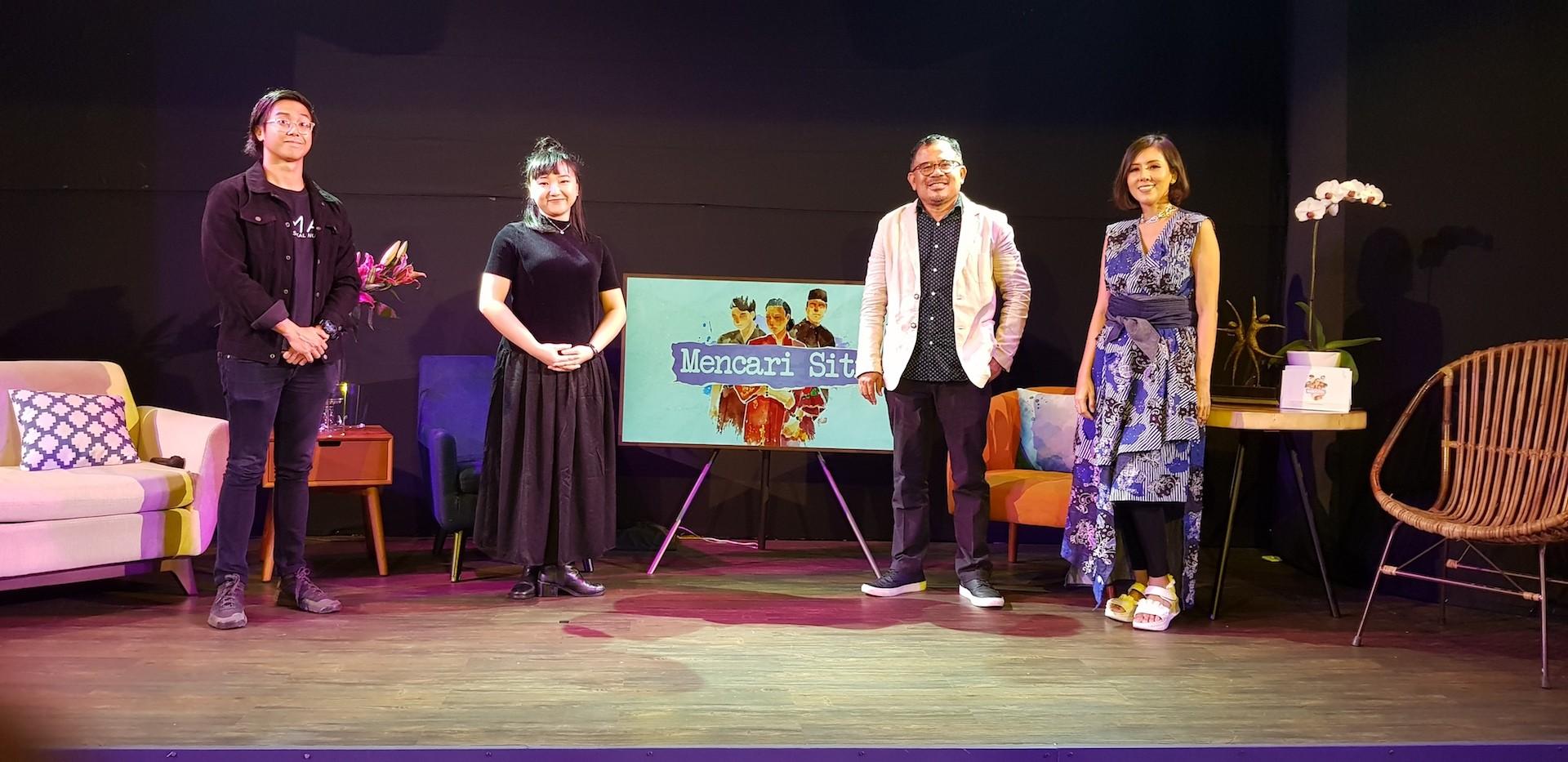 Mencari Siti: Behind The Scene