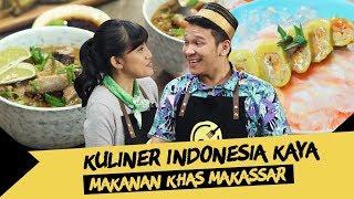 Kuliner Indonesia Kaya #10: Rahasia di Balik Lezatnya Masakan Khas Makassar!