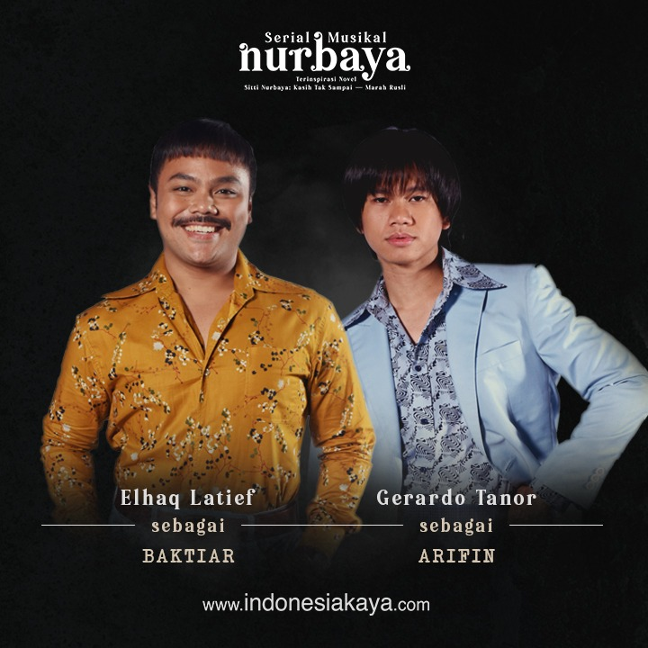 Elhaq Latief & Gerardo Tanor