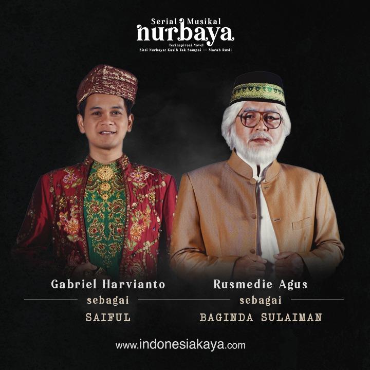 Gabriel Harvianto & Rusmedie Agus
