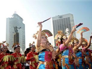 Indonesia Menari 2012