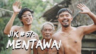 Jurnal Indonesia Kaya #57: Simak Keseruan Febrian dan Aulion Mencoba Kehidupan Suku Mentawai (Bag 2)