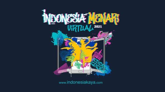 Menuju Indonesia Menari Virtual 2021